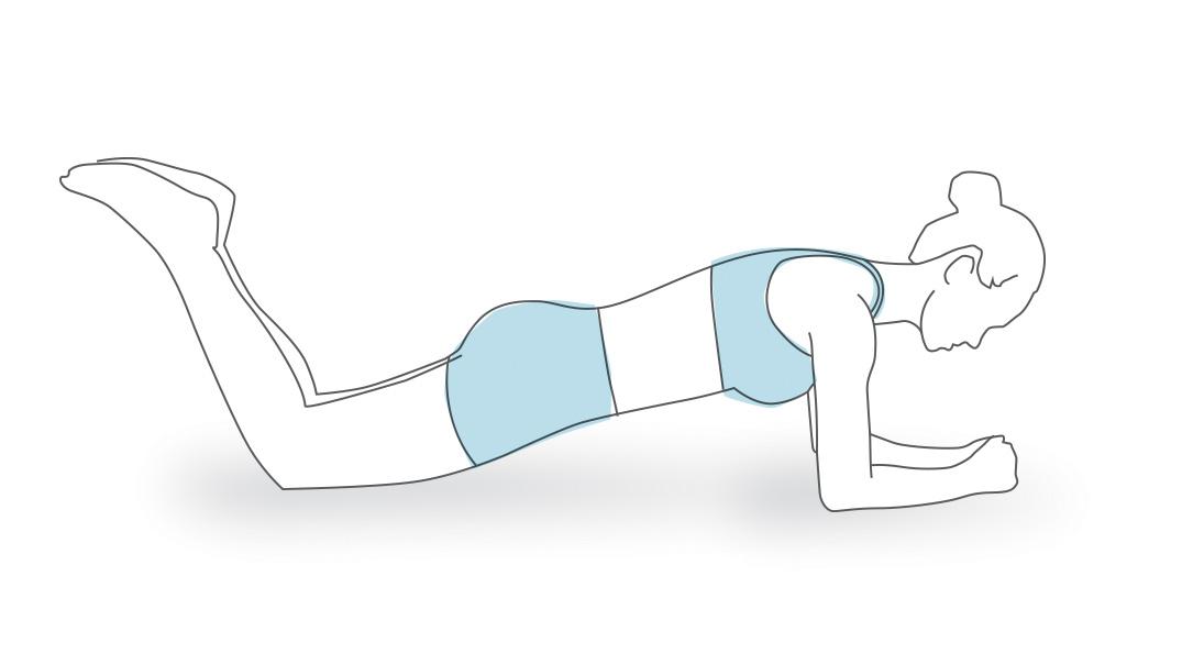 Planking Your Way to a Stronger Core – Fit 815