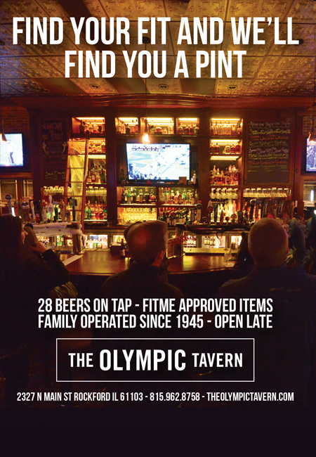 Olympic Tavern - Rockford Illinois Bar - Craft Beer - Gastropub