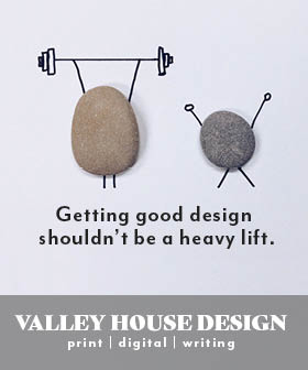 Valley House Design - Tyler Rudick - Writer - Graphic Design