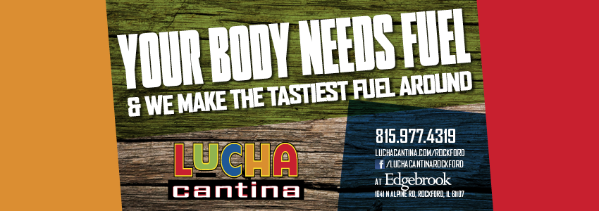 Lucha Cantina - Rockford Illinois IL - Mexican Restaurant Bar