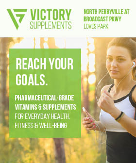 Victory Supplements Loves Park - fit815 Magazine - FitMe Wellness - Rockford Gym