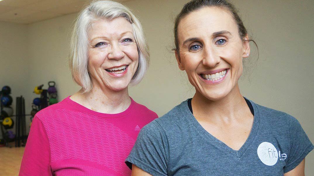 Ann Testominial - fit815 Magazine - FitMe Wellness - Rockford Health Club Gym
