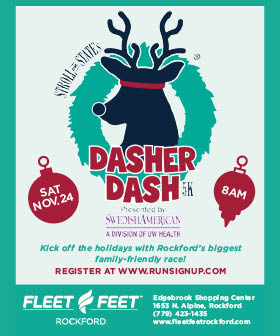 Fleet Feet Dasher Dash_fit815 Magazine_FitMe Wellness_Rockford Gym