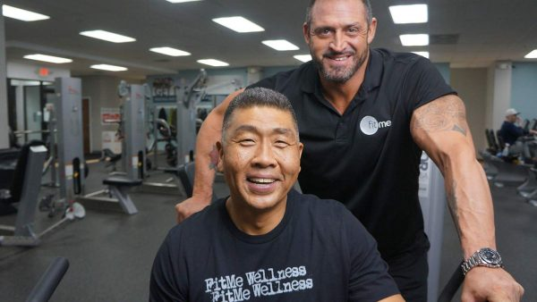 Another Step Forward - Jim Wang - Ryan Hoskinson - FitMe Wellness - fit815 Magazine