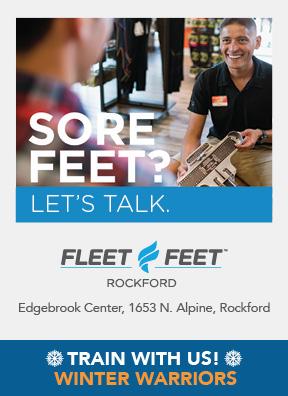 Fleet Feet_Winter_fit815 Magazine_FitMe Wellness_Rockford Gym