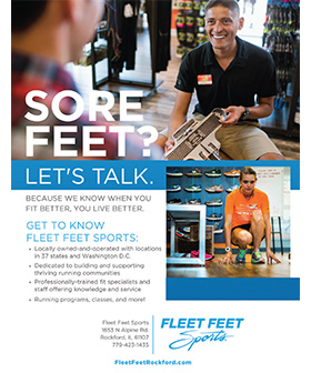 Fleet Feet_Pernnl_fit815 Magazine_FitMe Wellness_Rockford Gym