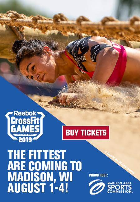 CrossFit Games Madison WI