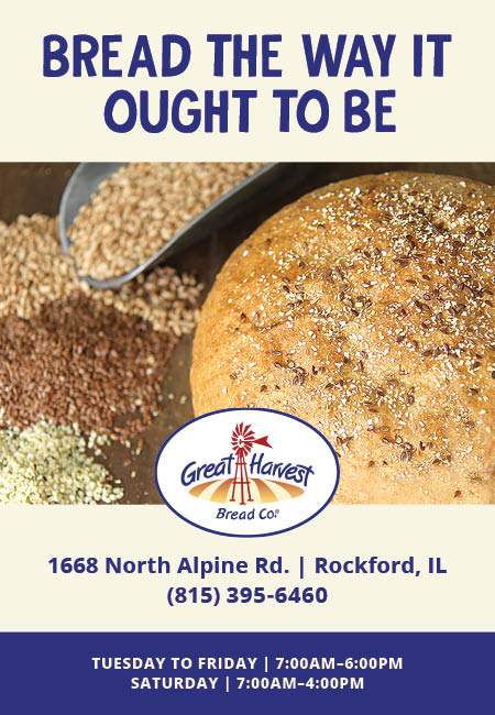 Great Harvest Bread Company Rockford IL