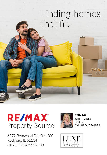 RE/MAX Rockford Julie Humpal